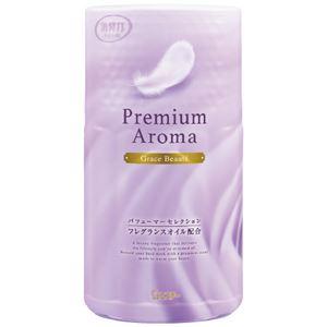 (まとめ)エステー トイレの消臭力PremiumAroma グレイスボーテ【×50セット】