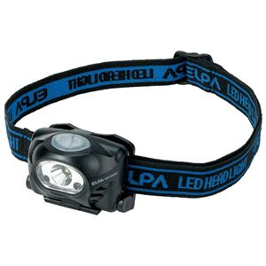 (まとめ)朝日電器 LEDヘッドライト DOP-HD303S【×5セット】
