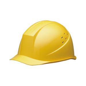 (まとめ)ミドリ安全 保護帽通気孔SC11BVRAKP イエロー【×10セット】