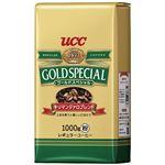 (まとめ)UCC ゴールドSPキリマンジァロ1kg1袋【×10セット】