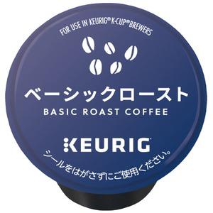 (まとめ)UCCキューリグベーシックロースト12P箱【×5セット】