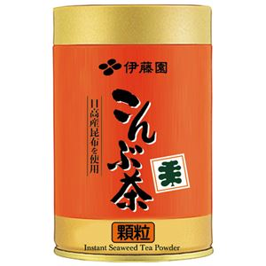 (まとめ)伊藤園 特選こんぶ茶 2828【×10セット】