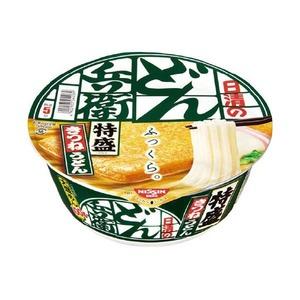 (まとめ)日清食品どん兵衛特盛きつねうどん12食入【×2セット】