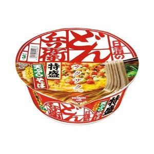 (まとめ)日清食品どん兵衛特盛天ぷらそば12食入【×2セット】