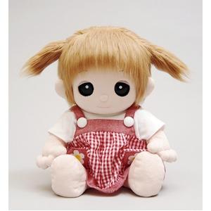 タカラトミー夢の子コレクション38 ギンガムジャンパースカート (注)お人形は別売りです。 - 拡大画像