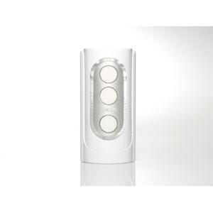 TENGA(テンガ) フリップホール ホワイト - 拡大画像