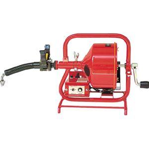 ヤスダ 排水管掃除機FX3型電動 FX3812