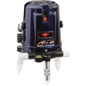 KDS レーザー墨出器スーパーレイ65 ATL65