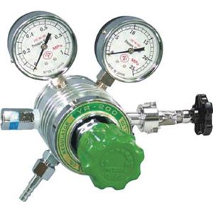 ヤマト フィン付圧力調整器 YR-200ヨーク枠タイプ YR200AYO1