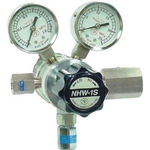 ヤマト 分析機用フィン付二段圧力調整器 NHW-1S NHW1STRCCH4