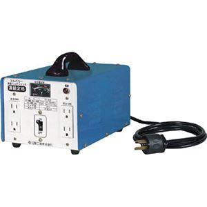 日動 変圧器 降圧専用トラパック 2KVA TB200D