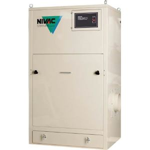 NIVAC パルスジェット式集塵機 NBC-220 60HZ NBC22060HZ