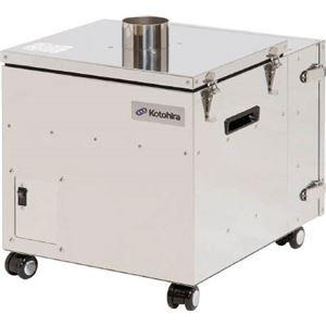 コトヒラ クリーンルーム用集塵機 3立米タイプ KDCC03