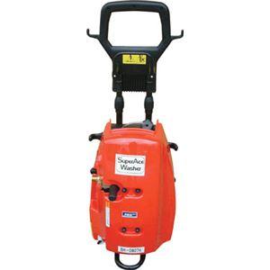 スーパー工業 モーター式 高圧洗浄機 SH-0807K-A(100V型) SH0807KA