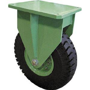 佐野車輌 超重量級キャスター シングル固定車 荷重2400kgタイプ 2855