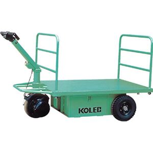 コレック ウォーキー式電動運搬台車 1500Kg THP153