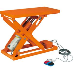 TRUSCO スーパーFAリフター750kg 電動式 1500X600 HFA750615