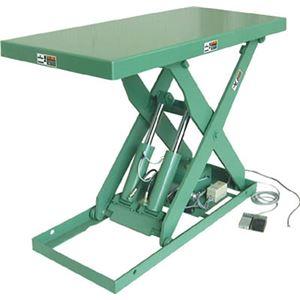 河原 標準リフトテーブル 2.2KW K30122.2