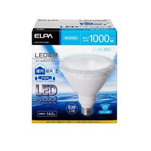 ELPA(エルパ) LED電球 ビーム球形 1000ルーメン E26 昼光色 LDR14D-M-G050