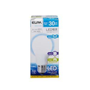 (業務用セット)ELPALED電球一般電球A形30W形E26昼光色広配光LDA4D-G-G588【×10セット】