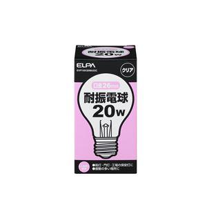 (業務用セット)ELPA耐震電球20WE26クリアEVP110V20WA55C【×35セット】