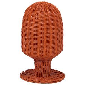 帽子掛け(ハットホルダー) 籐(ラタン)製 雑貨収納家具