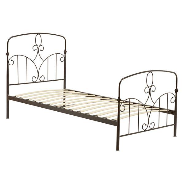 姫系のカワイイベッド『ヨーロピアン調 姫系ベッド』