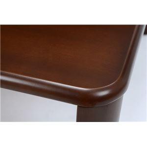 折りたたみテーブル/ローテーブル 【長方形/幅...の紹介画像2