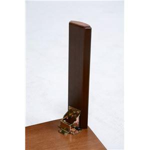 折りたたみテーブル/ローテーブル 【長方形/幅...の紹介画像3
