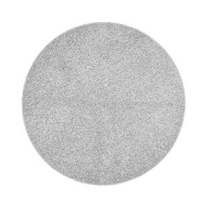 抗菌防臭 ラグマット/絨毯 【160R シルバー】 円形 日本製 折りたたみ 防ダニ ホットカーペット 通年可 『デタント』