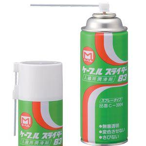 (まとめ)入線用潤滑剤 ケーブルスライダー 【ス...の商品画像