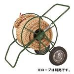 エバニュー(EVERNEW) 綱引きロープ巻取器DX EKA430 日本製