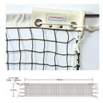 エバニュー(EVERNEW) ソフトテニスネット正式ST107 EKE589 日本製