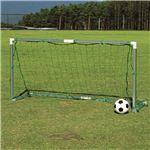 エバニュー(EVERNEW) ミニサッカーゴール角折りたたみ式 EKE753 日本製