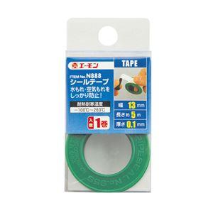 (まとめ) シールテープ N888 【×30セット】の詳細を見る