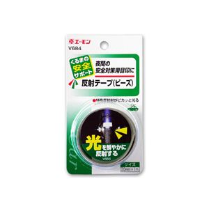 (まとめ) 反射テープ(ビーズ) V684 【×20セット】の詳細を見る
