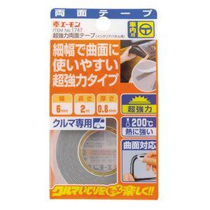 (まとめ) 超強力両面テープ(インテリアパネル用) 1747 【×10セット】の詳細を見る