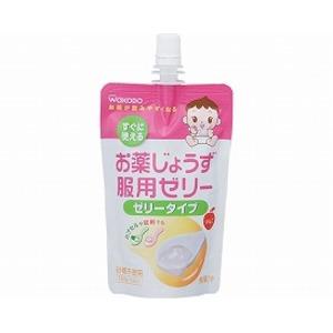 【20個セット】お薬じょうず服用ゼリー ゼリータイプ / MJ2 150g りんご味