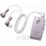 ボイスモニタリングレシーバー 集音器 フェミミ / VMR-M700-P ピンク