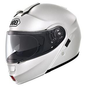 フルフェイスヘルメット NEOTEC ルミナスホワイト M 【バイク用品】 - 拡大画像