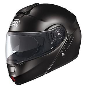 フルフェイスヘルメット NEOTEC ブラック M 【バイク用品】 - 拡大画像