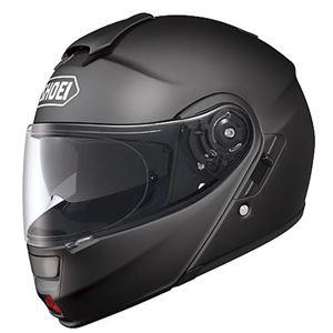 フルフェイスヘルメット NEOTEC マットブラック L 【バイク用品】 - 拡大画像