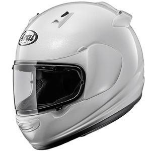 フルフェイスヘルメット QUANTUM-J グラスホワイト 59-60 【バイク用品】