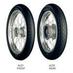 ブリヂストン タイヤ MCS05646 AC01 90/90-18 51P W 【バイク用品】