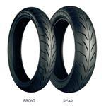 ブリヂストン タイヤ MCS07806 BT39 110/70-17 TL 【バイク用品】