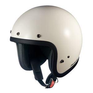 ジェットヘルメット RADIC NX オフホワイト 【バイク用品】