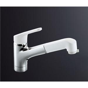 LIXIL(リクシル) ハンドシャワー付シングルレバー混合水栓 RSF-731Y
