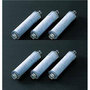 【6個入り】LIXIL(リクシル) 交換用浄水カートリッジ(標準タイプ) JF-20-S
