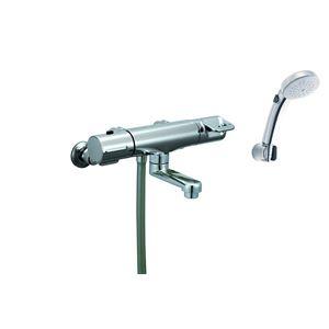 LIXIL(リクシル) サーモスタット付シャワーバス水栓(洗い場専用+シャワースイッチ) RBF-713W