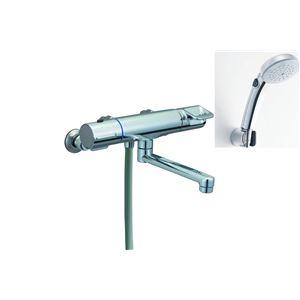 LIXIL(リクシル) サーモスタット付シャワーバス水栓(エコフルスイッチ付き多機能シャワー) RBF-717W